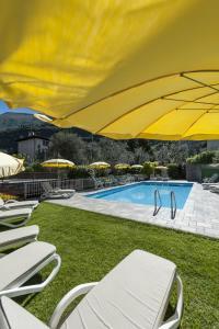Hotel Garni Ischia, Отели  Мальчезине - big - 60