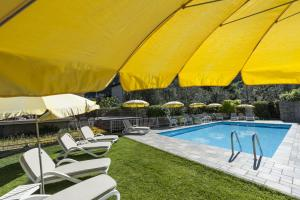 Hotel Garni Ischia, Отели  Мальчезине - big - 27
