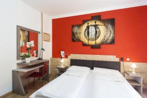 Hotel Garni Ischia, Szállodák  Malcesine - big - 12