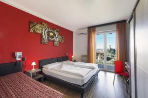 Hotel Garni Ischia, Szállodák  Malcesine - big - 11