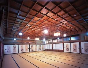 Seikiro Ryokan Historical Museum Hotel, Рёканы  Miyazu - big - 35