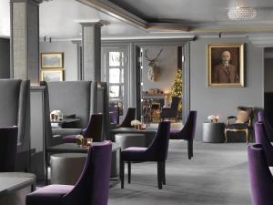 Dr. Holms Hotel, Отели  Гейло - big - 35