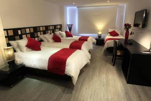 Hotel Ariston AW, Hotels  Bogotá - big - 6