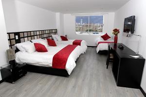 Hotel Ariston AW, Hotels  Bogotá - big - 10