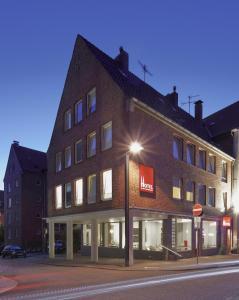 Hotel an der Marienkirche, Hotels  Lübeck - big - 18