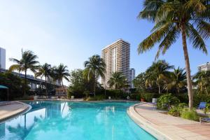 Apartamento en condominio de 1 dormitorio Ocean Reserve con vistas al jardín