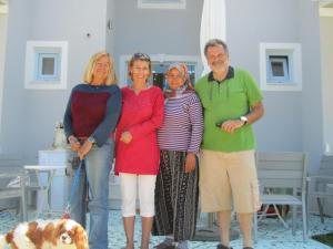 Aspasia House, Bed & Breakfasts  Bozcaada - big - 41