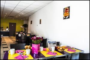 Appart'hôtel - Résidence la Closeraie, Residence  Lourdes - big - 41