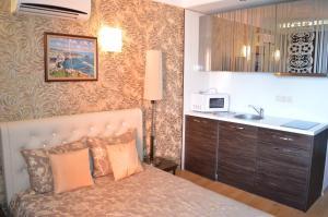 Harmony Palace, Aparthotely  Slunečné pobřeží - big - 59