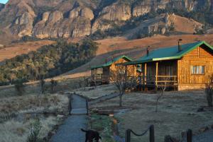 Chambre Familiale avec Vue sur la Montagne