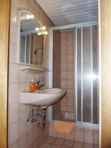 Hof Guttels Waldgasthof Ferienpension, Гостевые дома  Ротенбург-на-Фульде - big - 78