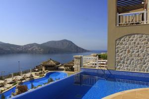 Likya Residence Hotel & Spa - Adults Only, Hotels  Kalkan - big - 1