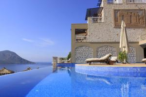 Likya Residence Hotel & Spa - Adults Only, Hotels  Kalkan - big - 24