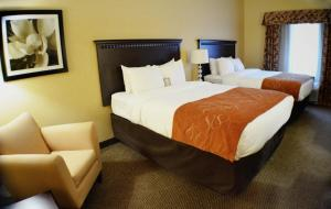Comfort Suites Southington - Cheshire, Hotel  Southington - big - 2