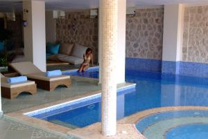 Likya Residence Hotel & Spa - Adults Only, Hotels  Kalkan - big - 28