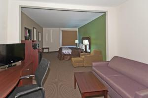 Sleep Inn & Suites Bush Intercontinental - IAH East, Отели  Хамбл - big - 4