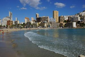 IBG Apartment Vila Park, Ferienwohnungen  Cala de Finestrat - big - 32