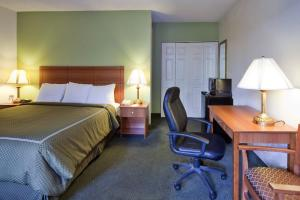 Comfort Suites At Sabino Canyon, Hotels  Tucson - big - 42