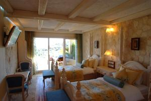 Likya Residence Hotel & Spa - Adults Only, Hotels  Kalkan - big - 4