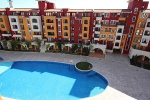 Menada Ravda Apartments, Apartmanok  Ravda - big - 6