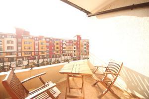 Menada Ravda Apartments, Apartmanok  Ravda - big - 4