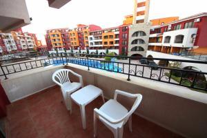 Menada Ravda Apartments, Apartmanok  Ravda - big - 163
