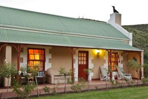 Montana Guest Farm, Bed & Breakfasts  Oudtshoorn - big - 2