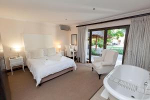 Habitación Doble Estándar con vistas al jardín - 1 o 2 camas