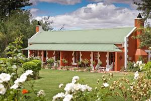 Montana Guest Farm, Bed & Breakfasts  Oudtshoorn - big - 10