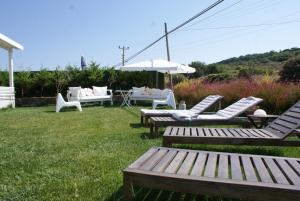 Aspasia House, Bed & Breakfast  Bozcaada - big - 44