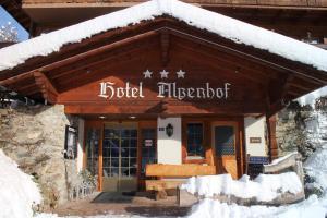 Alpenhof, Szállodák  Grindelwald - big - 72
