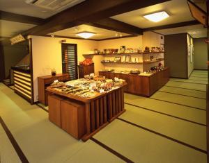 Seikiro Ryokan Historical Museum Hotel, Ryokany  Miyazu - big - 34