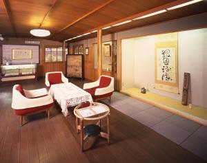 Seikiro Ryokan Historical Museum Hotel, Рёканы  Miyazu - big - 36