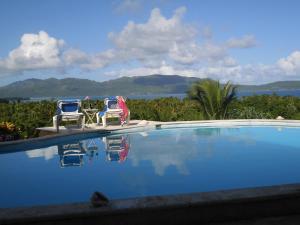 Villa Loma Samana, Ferienwohnungen  Las Galeras - big - 11