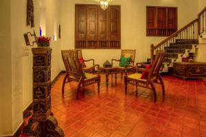 The Fort Bungalow, Hotely  Cochin - big - 16