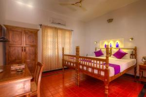 The Fort Bungalow, Hotely  Cochin - big - 12