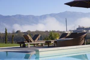 Relais Villa Belvedere, Apartmánové hotely  Incisa in Valdarno - big - 161