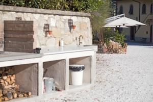 Relais Villa Belvedere, Aparthotely  Incisa in Valdarno - big - 157