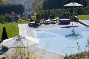 Relais Villa Belvedere, Aparthotely  Incisa in Valdarno - big - 152
