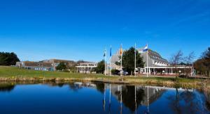 Appartement ZEEDUIN - Amelander Kaap, Appartamenti  Hollum - big - 66