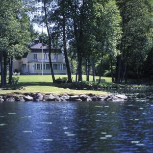 Solvikens Pensionat, Pensionen  Ingelstad - big - 1