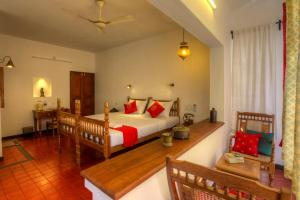 The Fort Bungalow, Hotely  Cochin - big - 13