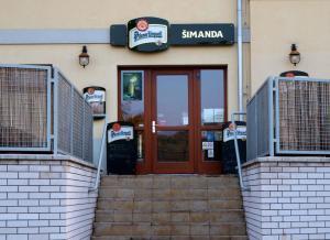 Penzion a Restaurace Simanda