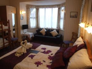 Knighton Lodge, Penziony  Skegness - big - 30