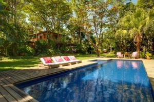 Casa Natureza Brasil Guest House, Гостевые дома  Арраял-д'Ажуда - big - 45