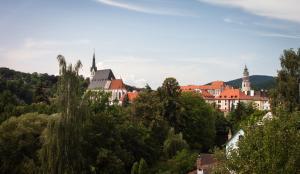Penzion Kříž, Guest houses  Český Krumlov - big - 22