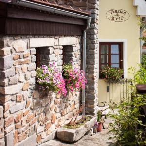 Penzion Kříž, Guest houses  Český Krumlov - big - 26
