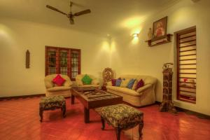 The Fort Bungalow, Hotely  Cochin - big - 20