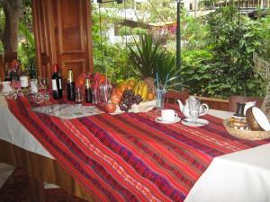 Hotel Wiracocha Inn, Hotel  Machu Picchu - big - 48