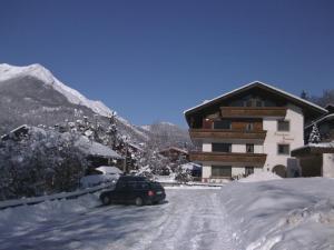 Ferienhaus Antonia, Apartmanhotelek  Ehrwald - big - 33